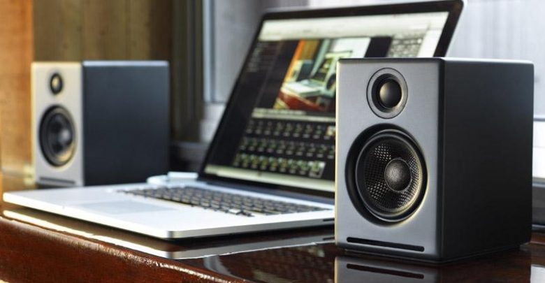 How to Connect Speakers to Laptop?
