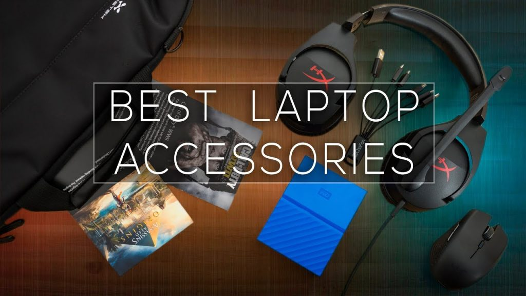 Best Laptop Accessories for Gamers