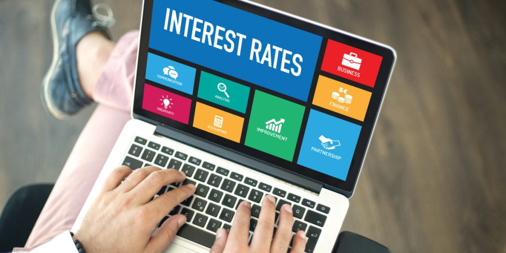 Average Interest Rates for a Laptop Loan