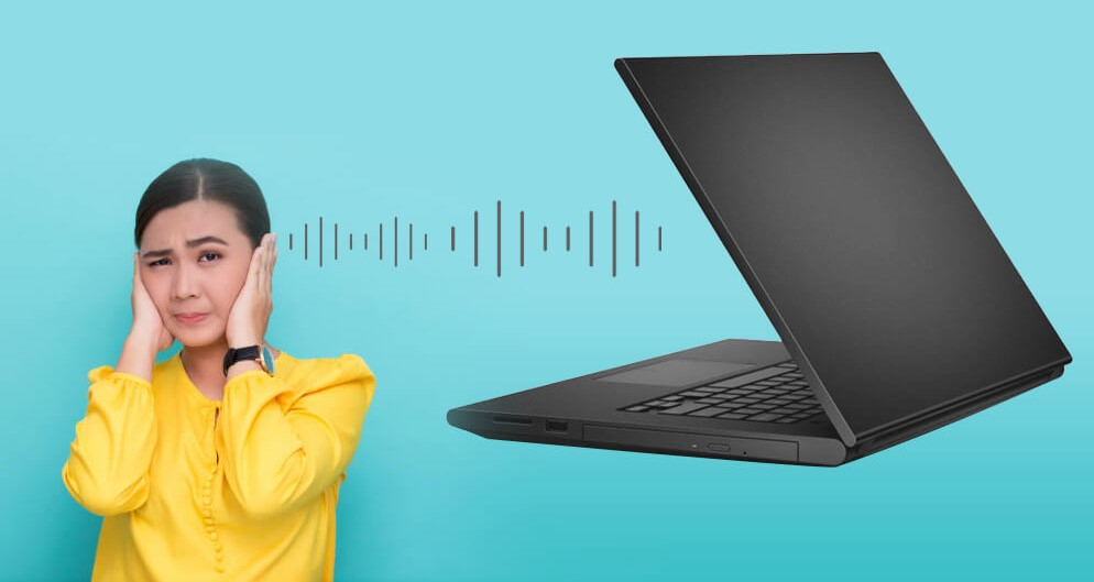 Why is my Laptop Making Crackling Noises?