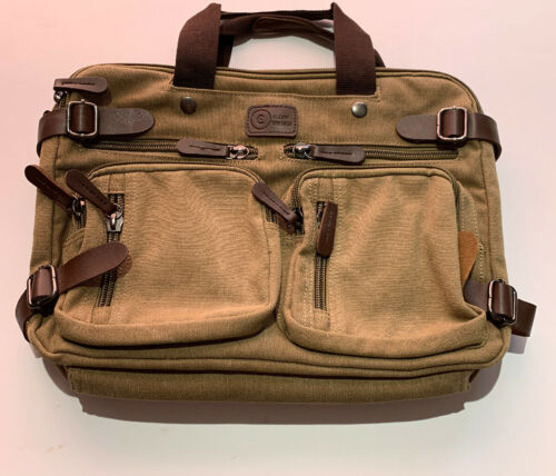 How to clean a laptop bag?